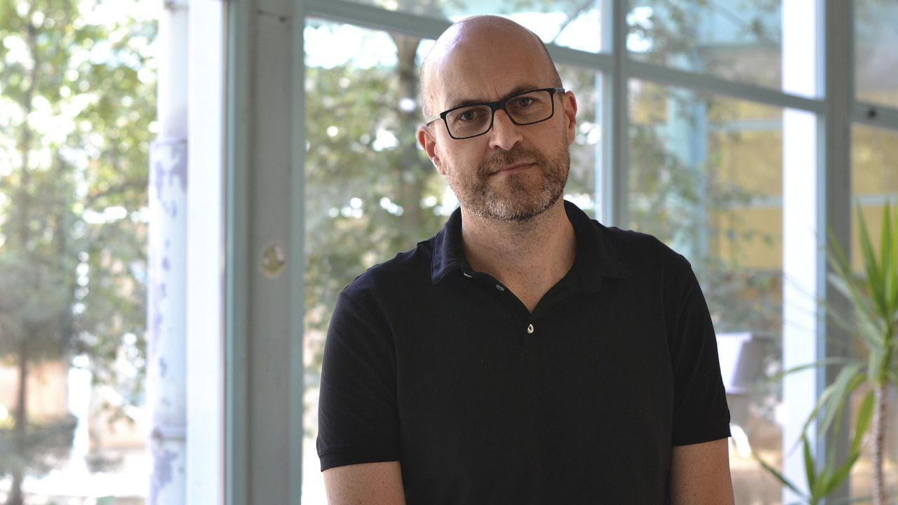 Alejandro Touriño es socio director del bufete Ecija desde el año 2013