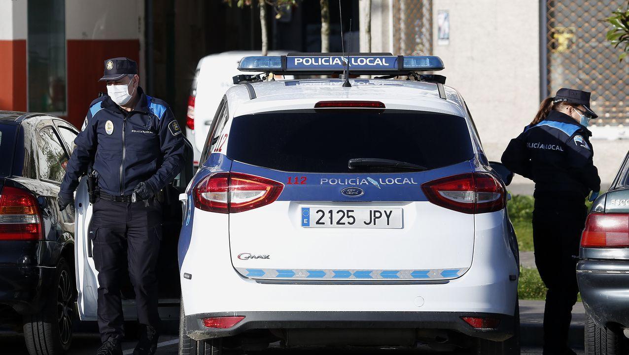 Así se vivió el día del Carmen en Barbanza, a pesar delcoronavirus.Dependencias de la Audiencia Provincial de A Coruña