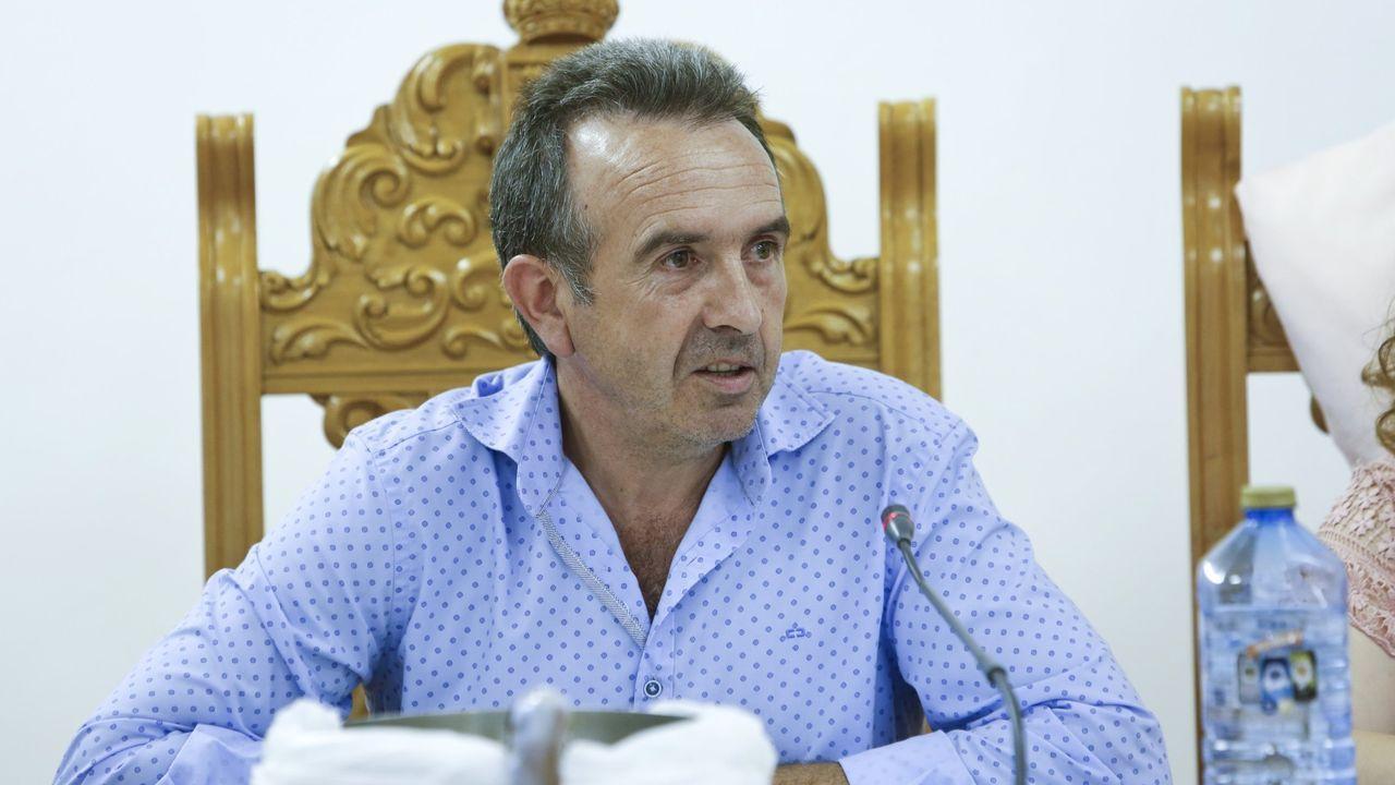 José Tomé se hace con el control del PSOE de Lugo para gobernar la Diputación