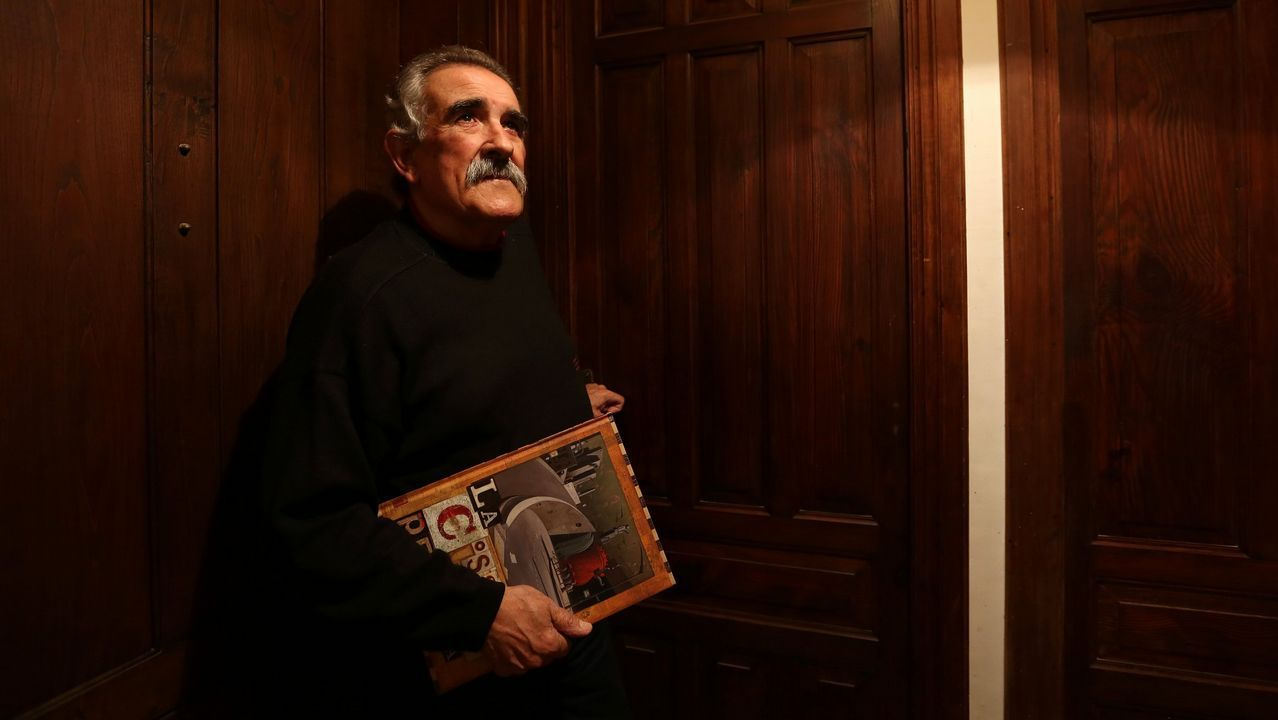 El auditorio Gustavo Freire, en el 2002