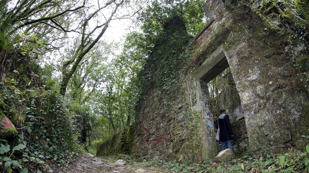 Xei, aldea abandonada en Noia.Consejo de Gobierno del Principado de Asturias