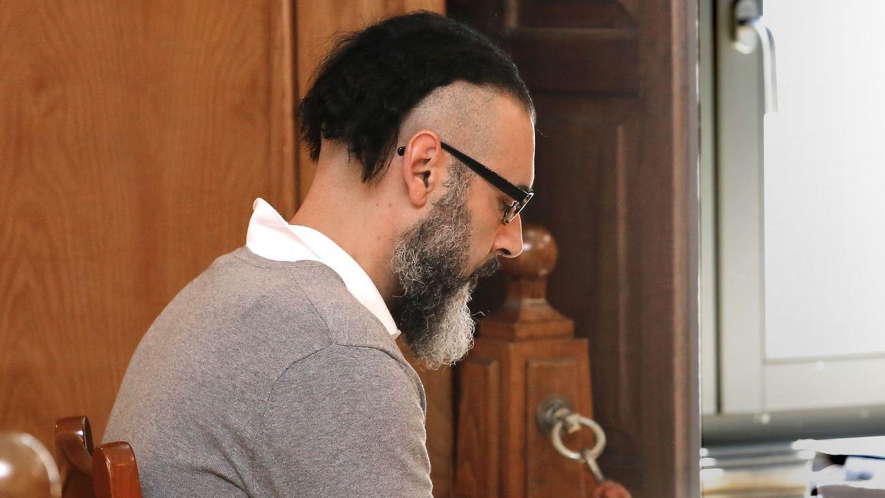 Veredicto y sentencia en firme: prisión permanente revisable para David Oubel