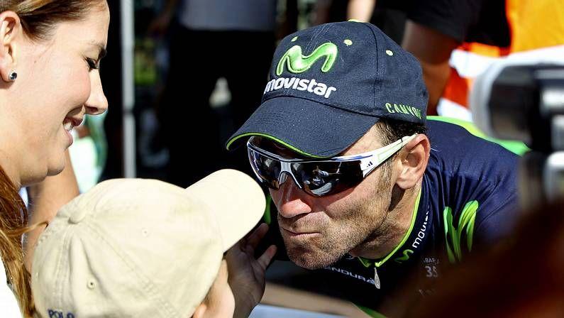 La Vuelta arranca desde un portaaviones de la Armada.Nairo Quintana, en el pasado Giro