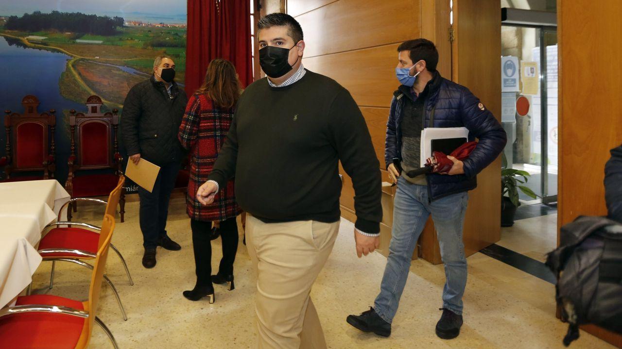 Los robots anticovid, en marcha.Edificio de la sede de Telefónica en Madrid