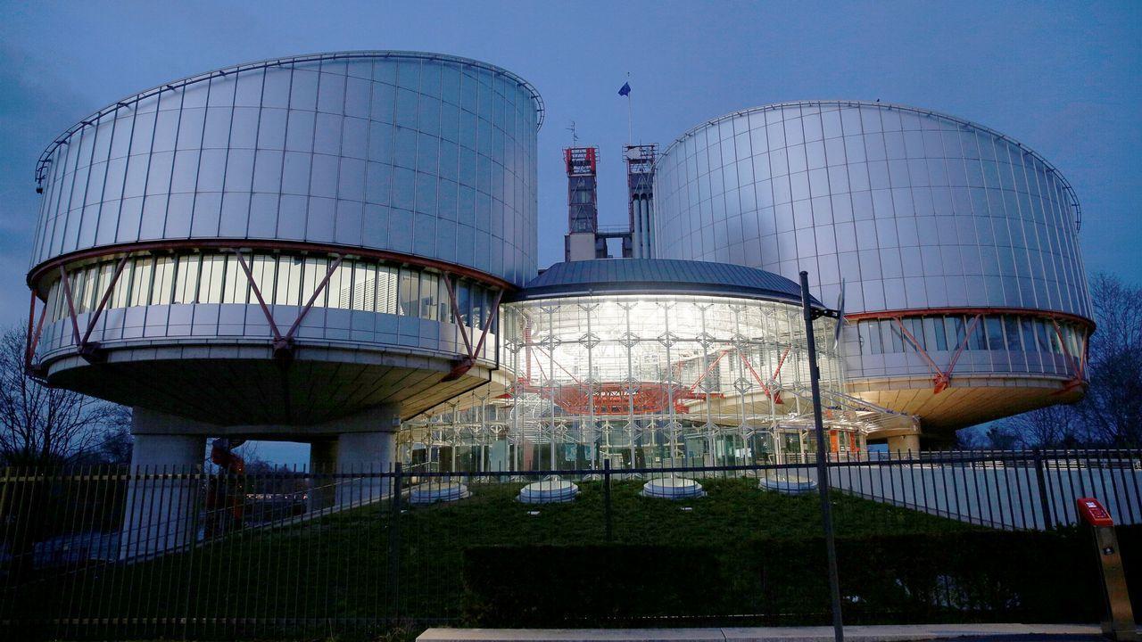 Sede del Tribunal Europeo de Derechos Humanos en Estrasburgo