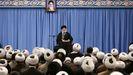 El gran ayatolá Alí Jamenéi