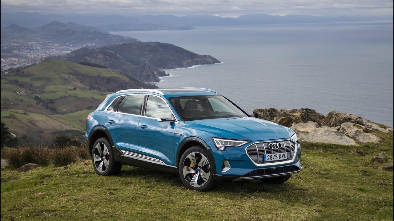 Audi Q3 Sportback, más deportivo por fuera.Tartiere Auto ya dispone en sus concesionarios Audi del nuevo SQ7