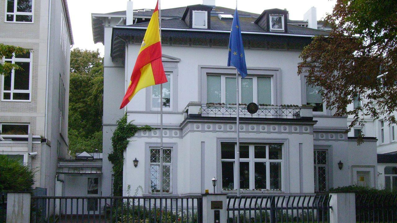 Consulado español en Hamburgo