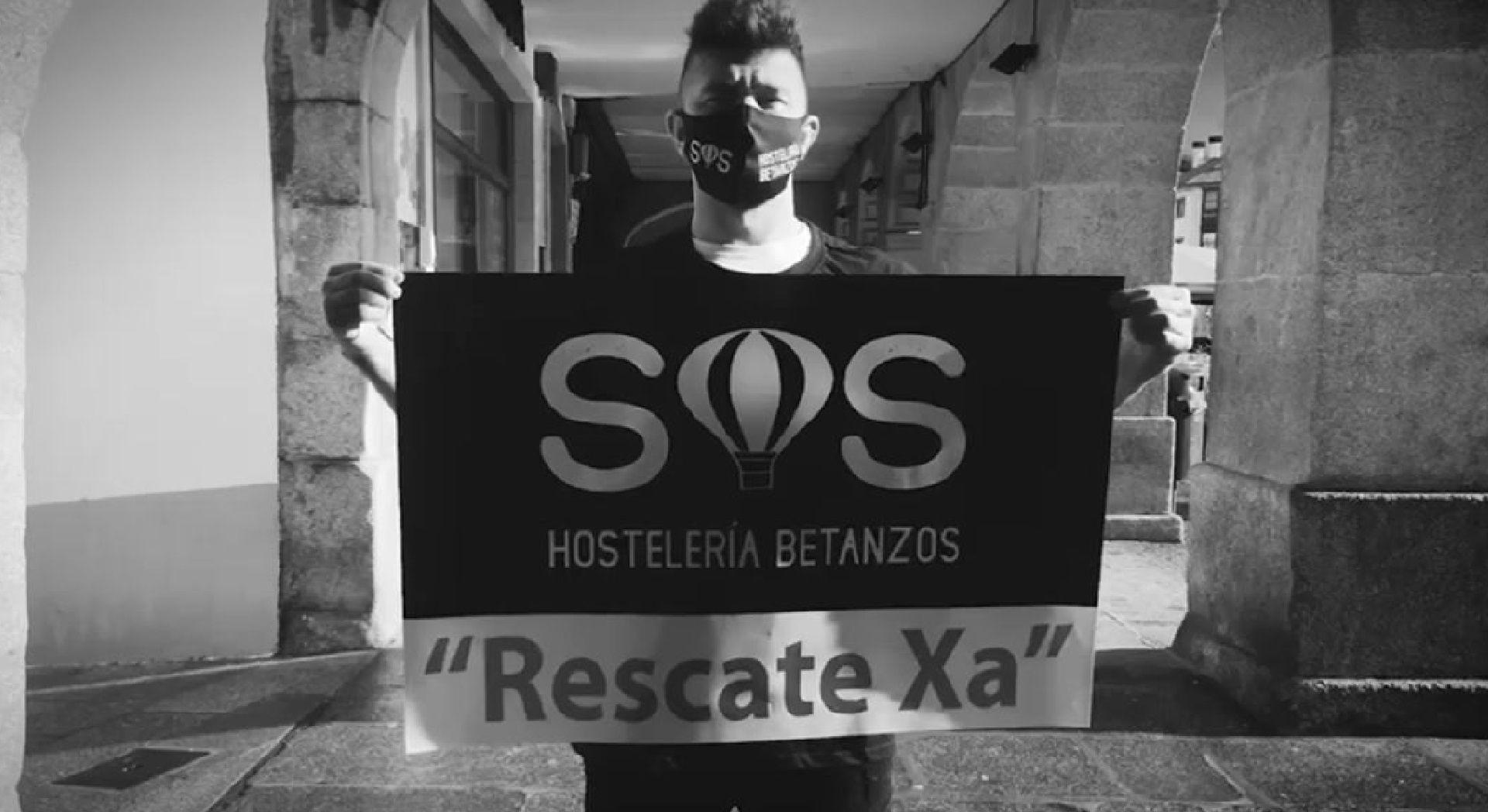 La hostelería de Betanzos reclama un rescate.Los presupuestos prevén ayudas para los hosteleros y el comercio de Betanzos, perjudicados por la pandemia