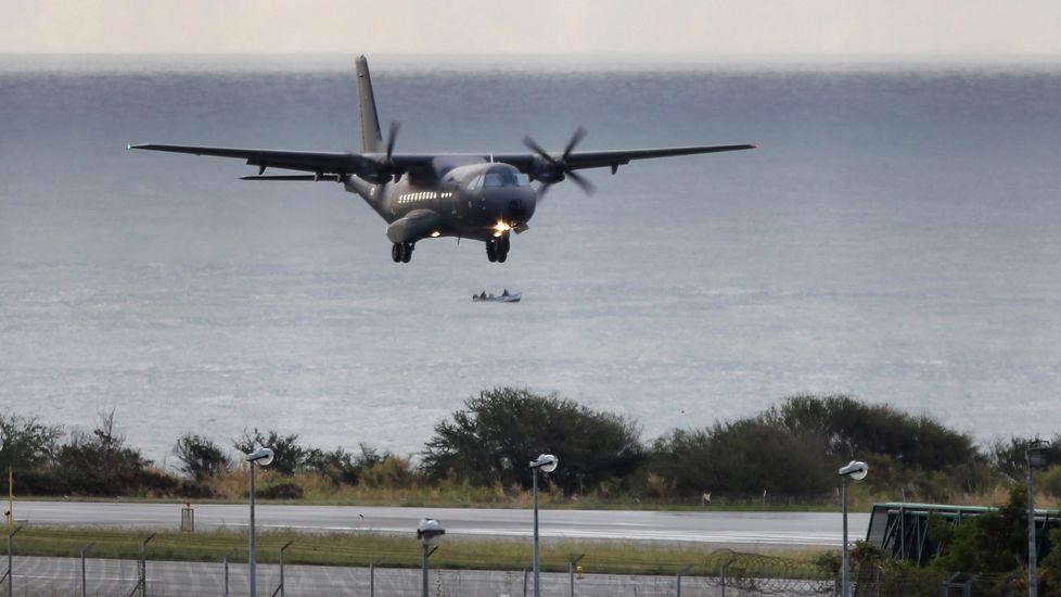 Un avión de la Unidad Aérea francesa participa en las labores de búsqueda de nuevos restos del MH370