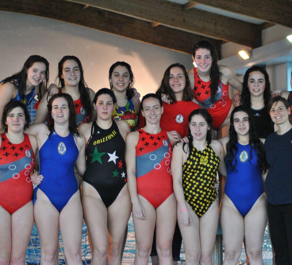 Club Waterpolo Galaico Pontevedra.