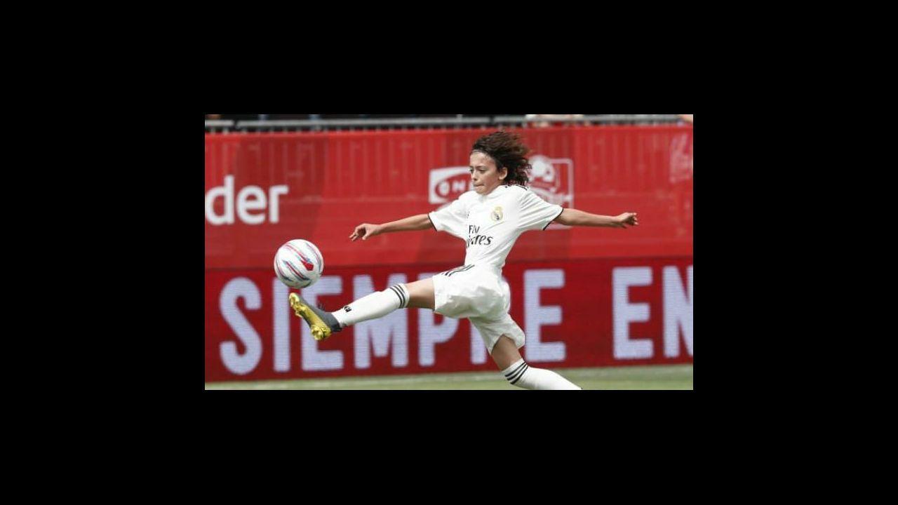 Hasta fin de año, contabilizan 156 goles oficiales de Paulo Iago en las categorías inferiores del Real Madrid