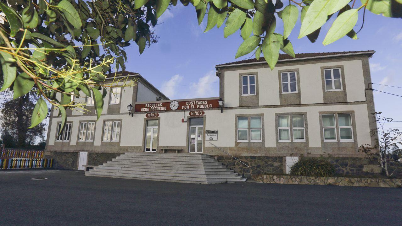 El centro de salud de Baio