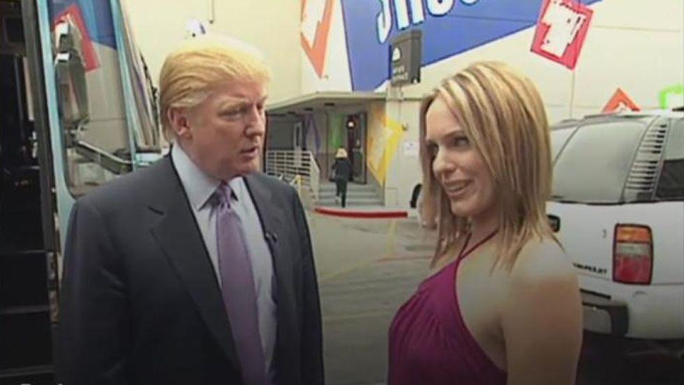 Trump en el 2005: «Cuando eres una estrella, ellas te dejan hacer lo que quieras»