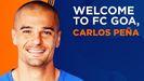 El FC Goa ficha al exoviedista Carlos Peña
