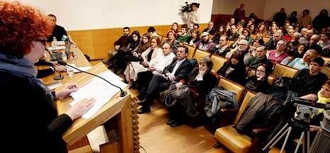 Xoán Manuel Rama Trillo fue homenajeado en un acto donde habló del futuro del nacionalismo.
