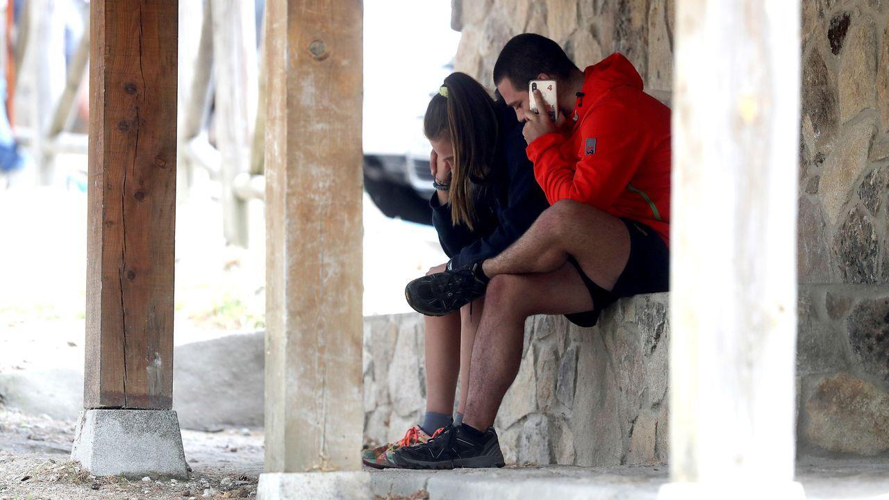 La hija de Blanca, Olivia Fresneda, se encuentra siguiendo la búsqueda de su madre