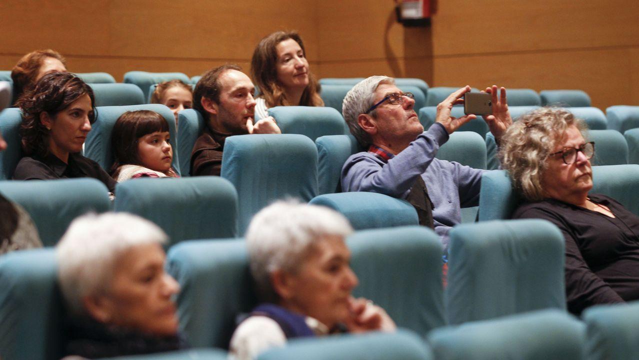 Treinta aniversario del Auditorio de Galicia.La bajada de precios ha hecho que algunos medicamentos escaseen porque a los laboratorios no les compensa fabricarlos