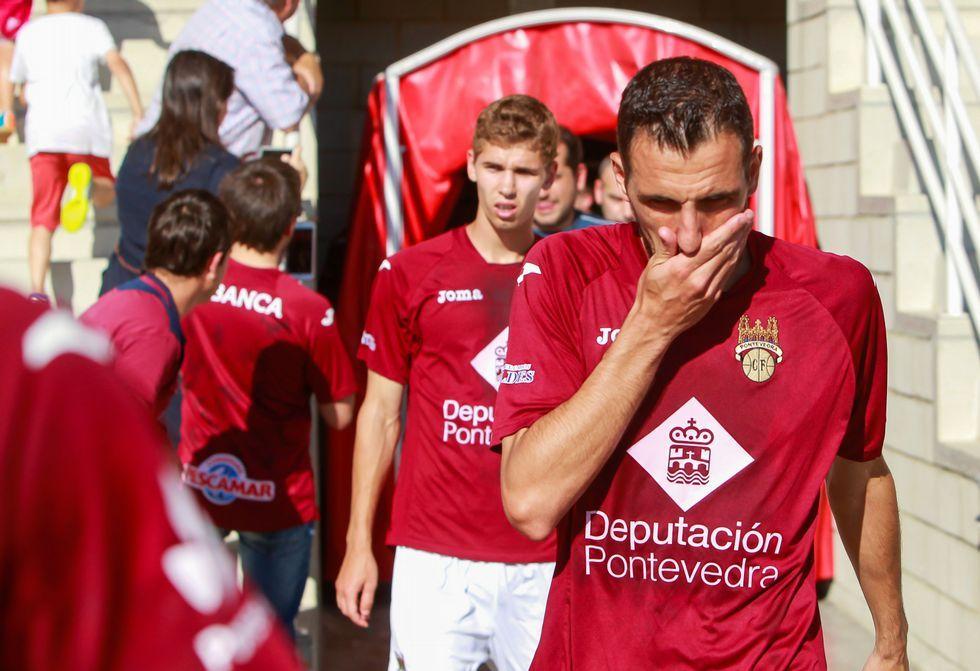 Capi, en primer término, es un jugador libre mientras Pablo, detrás, tiene otro año de contrato.