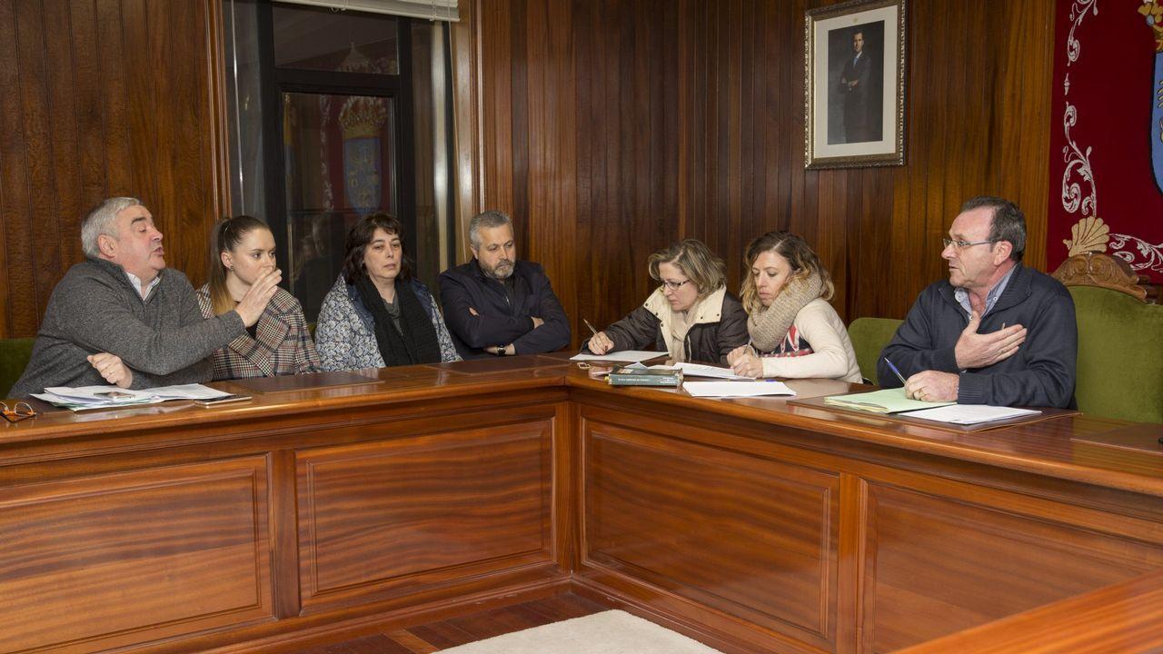 Sesión plenaria en Malpica