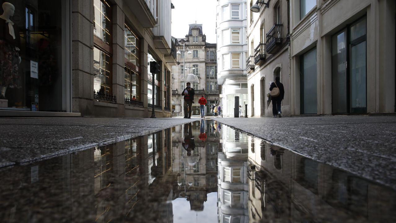 A rúa do Progreso levou hai anos o nome de Manuel Becerra