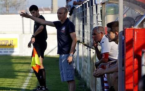 Ramiro Sorbet destaca que las lesiones le han impedido repetir un once en lo que va de Liga.