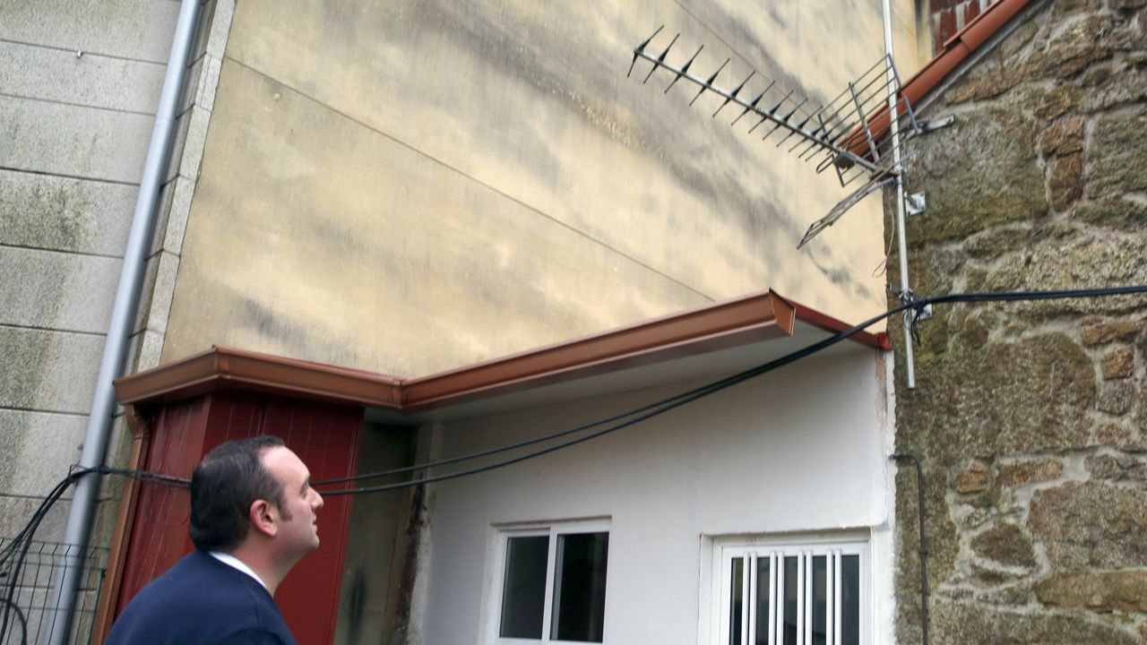 Norberto Garanger nos cuenta su odisea con un cable de telefonía que atraviesa su propiedad