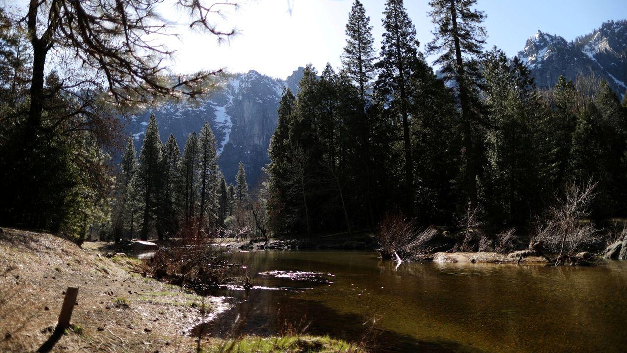 El parque nacional de Yosemite reabrirá próximamente al público