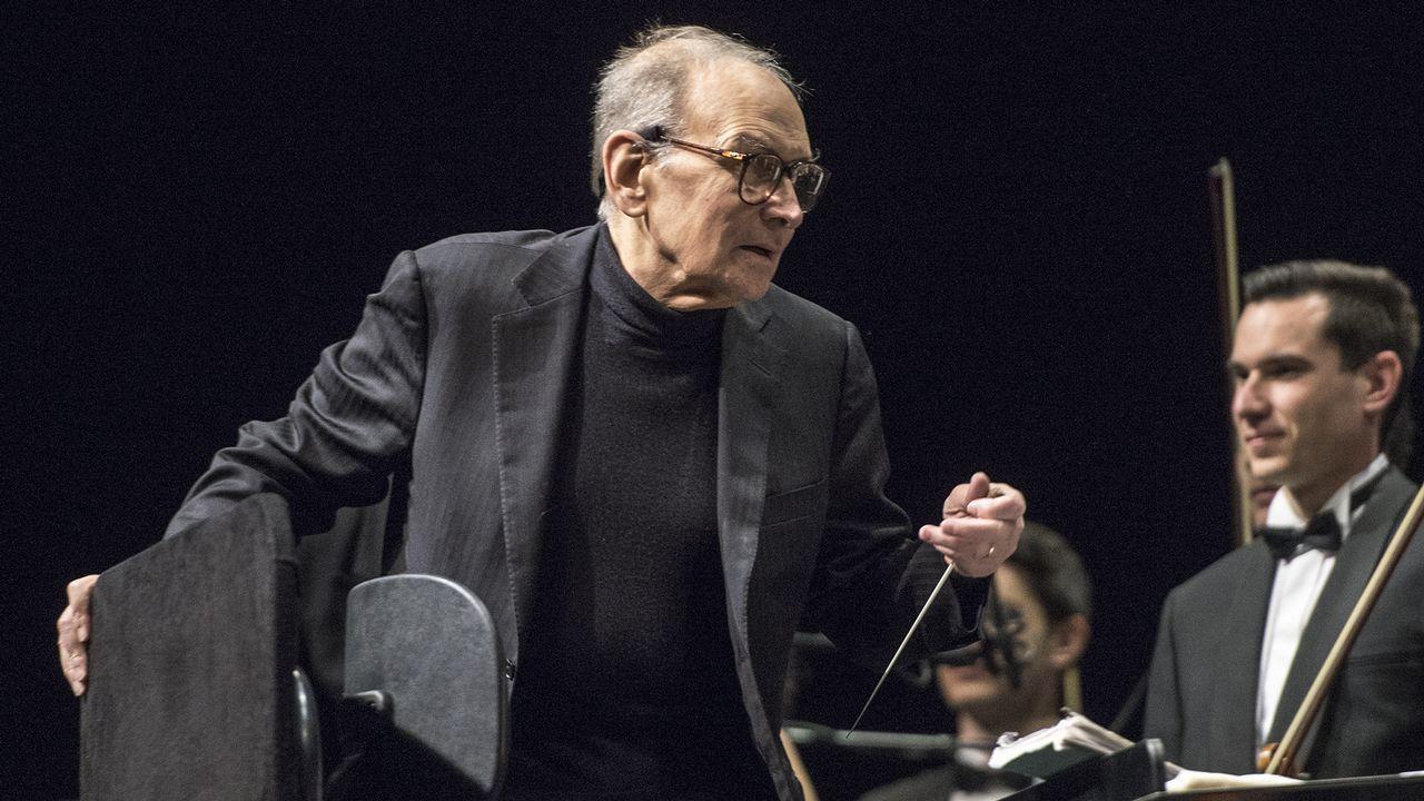 Más allá del cine, Morricone ha compuesto un centenar de piezas de música clásica