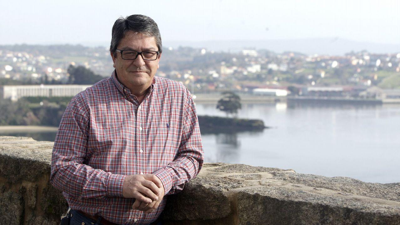 victoriano urgorri.As Mariñas une fuerzas con A Coruña para potenciar la oferta turística en la ciudad y la comarca