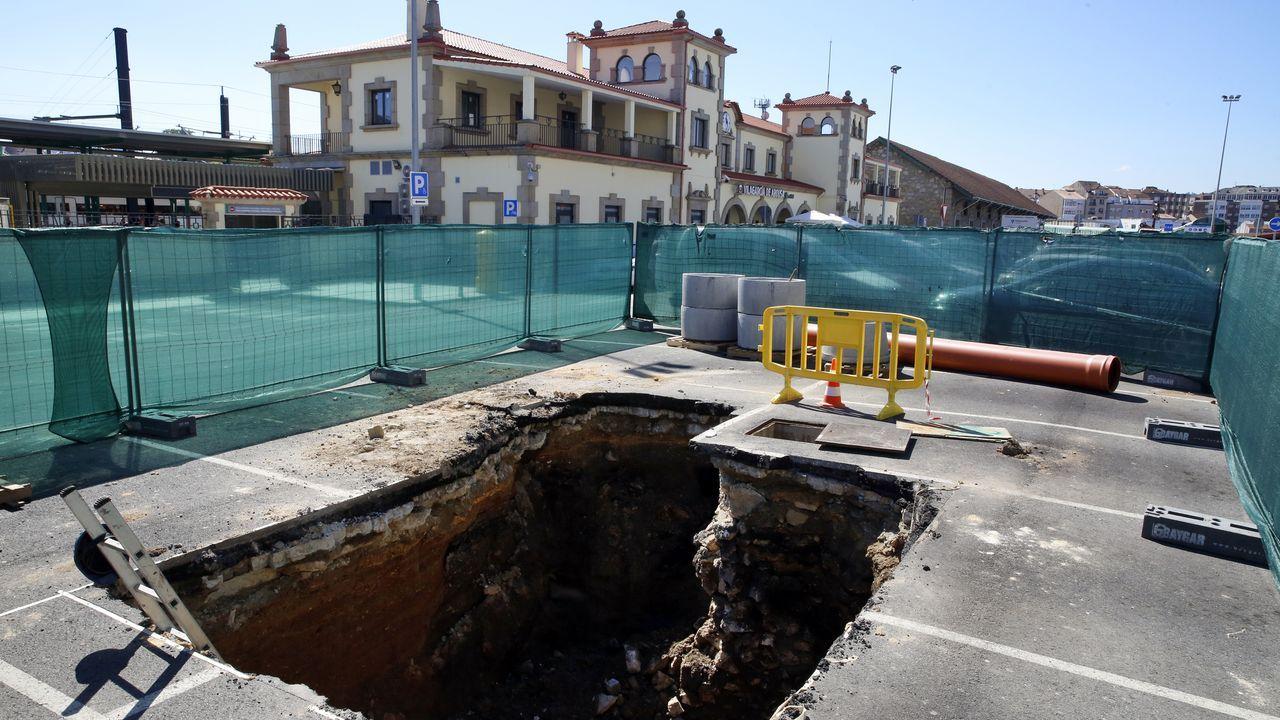 El Vasco, de agujero negro a corazón del ocio del nuevo Oviedo.El Vasco, de agujero negro a corazón del ocio del nuevo Oviedo