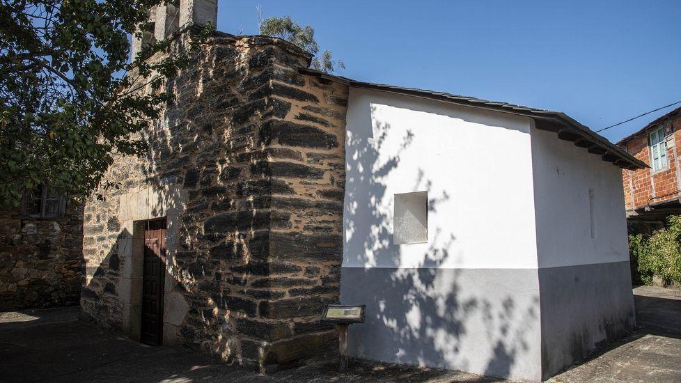 Iglesia de Santa María en Rairos