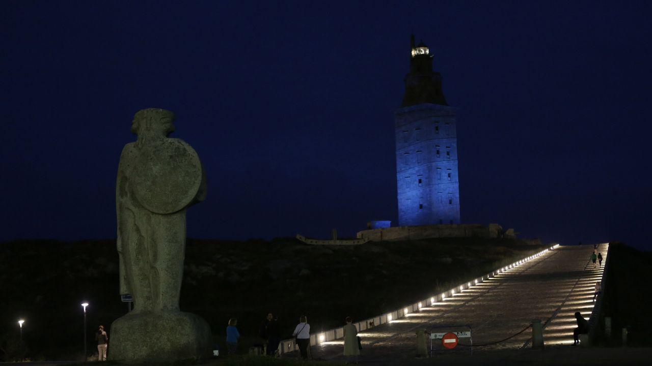 Torre de Hércules - Eventos.Daniel Goelman, considerado padre de la inteligencia emocional será uno de los ponentes del foro Five de A Coruña