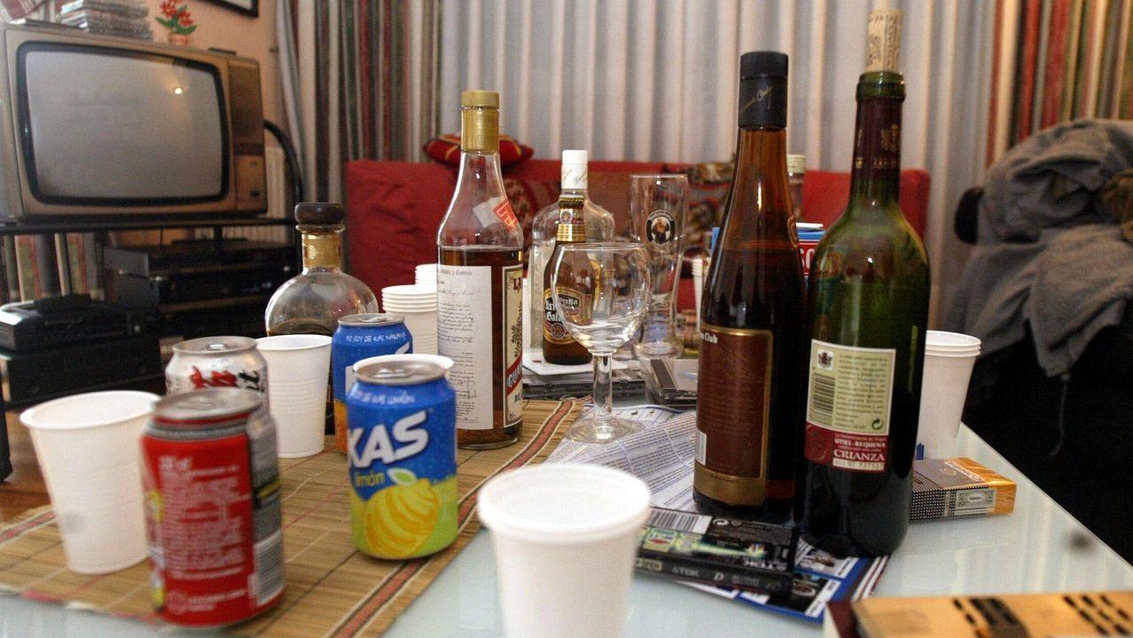 Las fiestas en pisos y casas particulares se han convertido en una alternativa al ocio nocturno