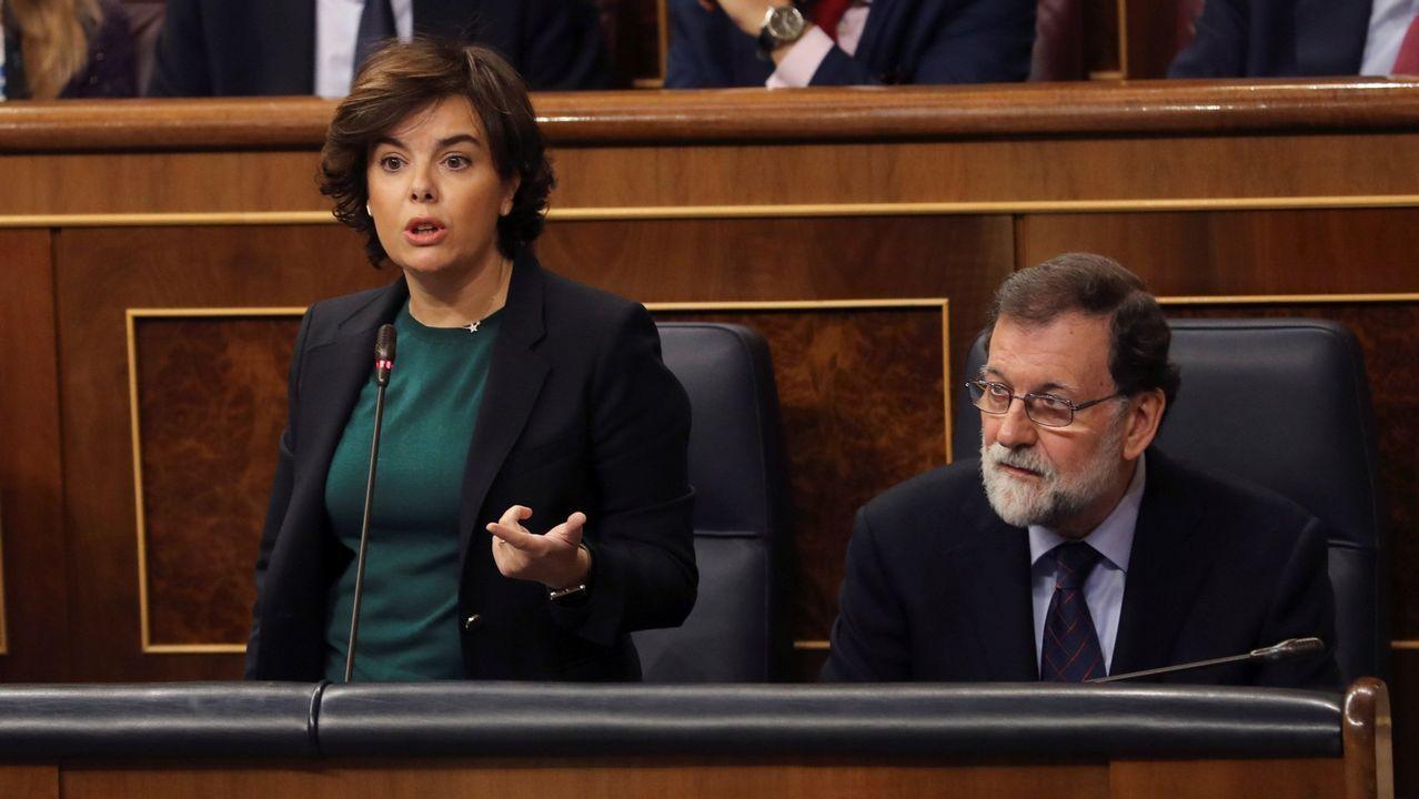 Las caras que pasan más desapercibidas del Gobierno de Rajoy.Roberto Bermúdez de Castro, durante su comparecencia en el Senado
