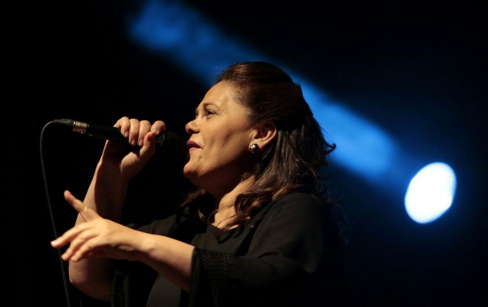 María do Ceo interpretará algunas de las canciones de su nuevo álbum esta tarde, en el Museo.