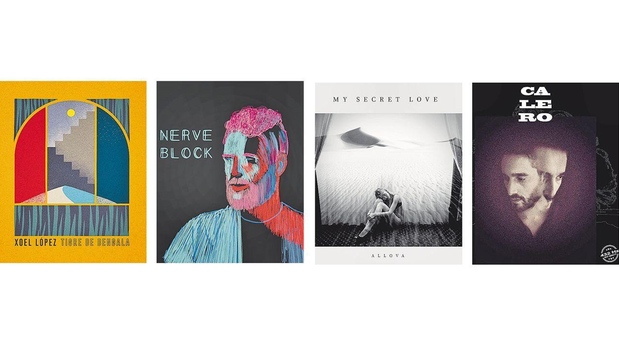 Xoel López, Matthew Ward, Allova y Calero han lanzado sendas canciones sueltas en los últimos quince días con vistas claras a unos próximos álbumes que verán la luz en breve