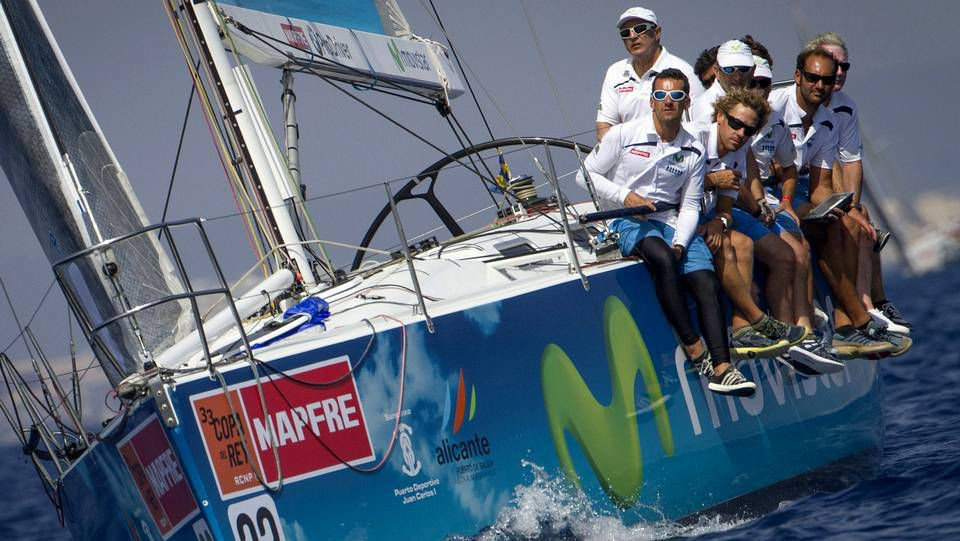 El barco de Pedro Campos