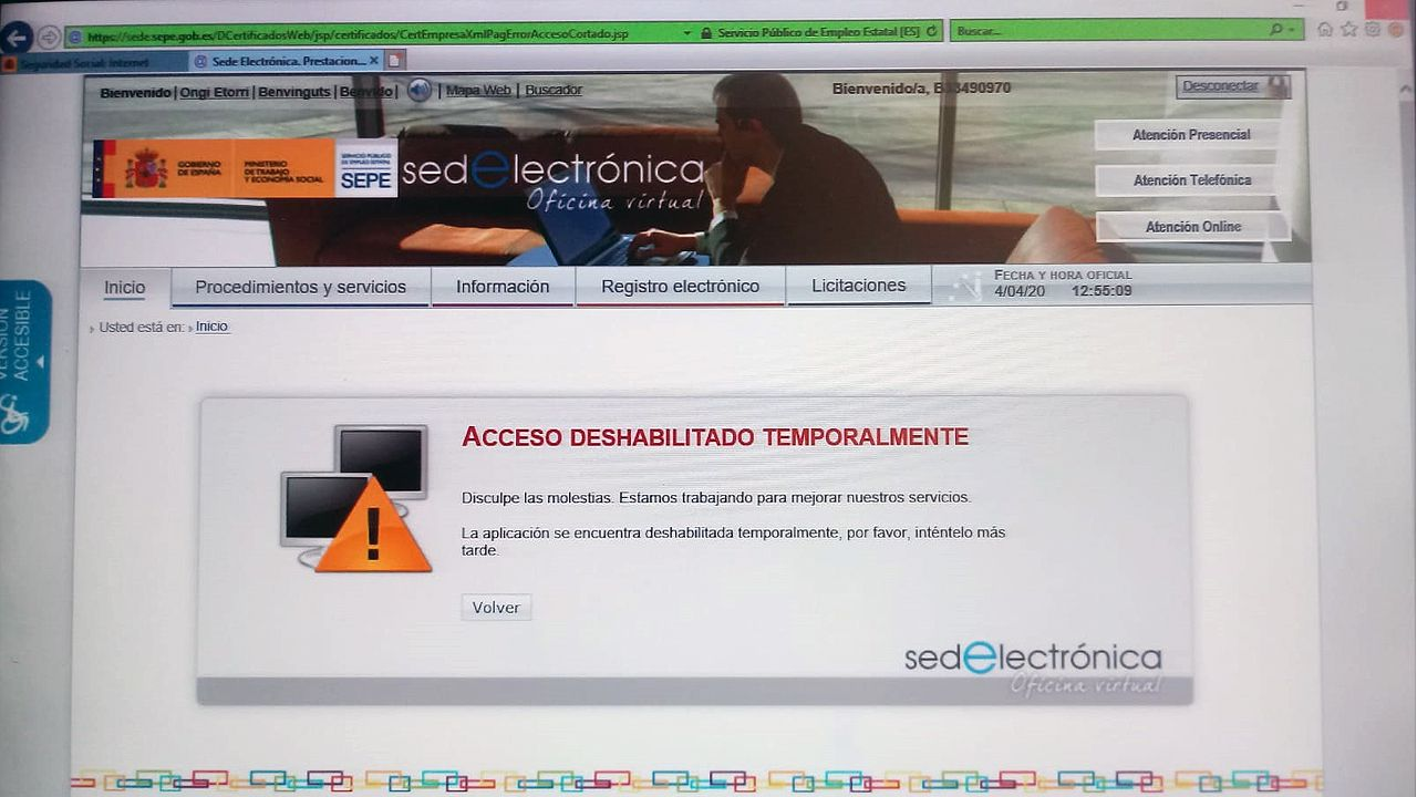 Las asesorías denuncia el colapso de la administración electrónica