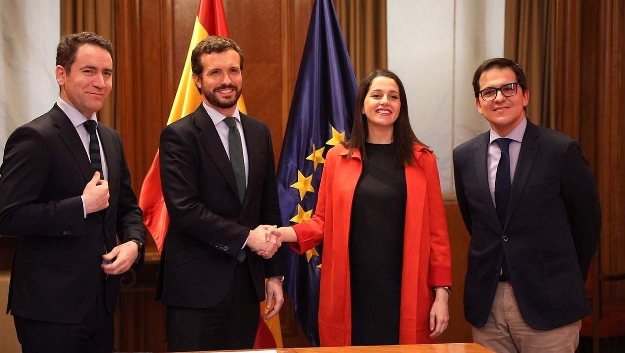 Más unidad, más Unidas Podemos.Tomás Guitarte, único diputado de Teruel Existe en el Congreso