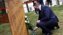Asturias cumple el deber moral de recordar a las víctimas y honrar su memoria