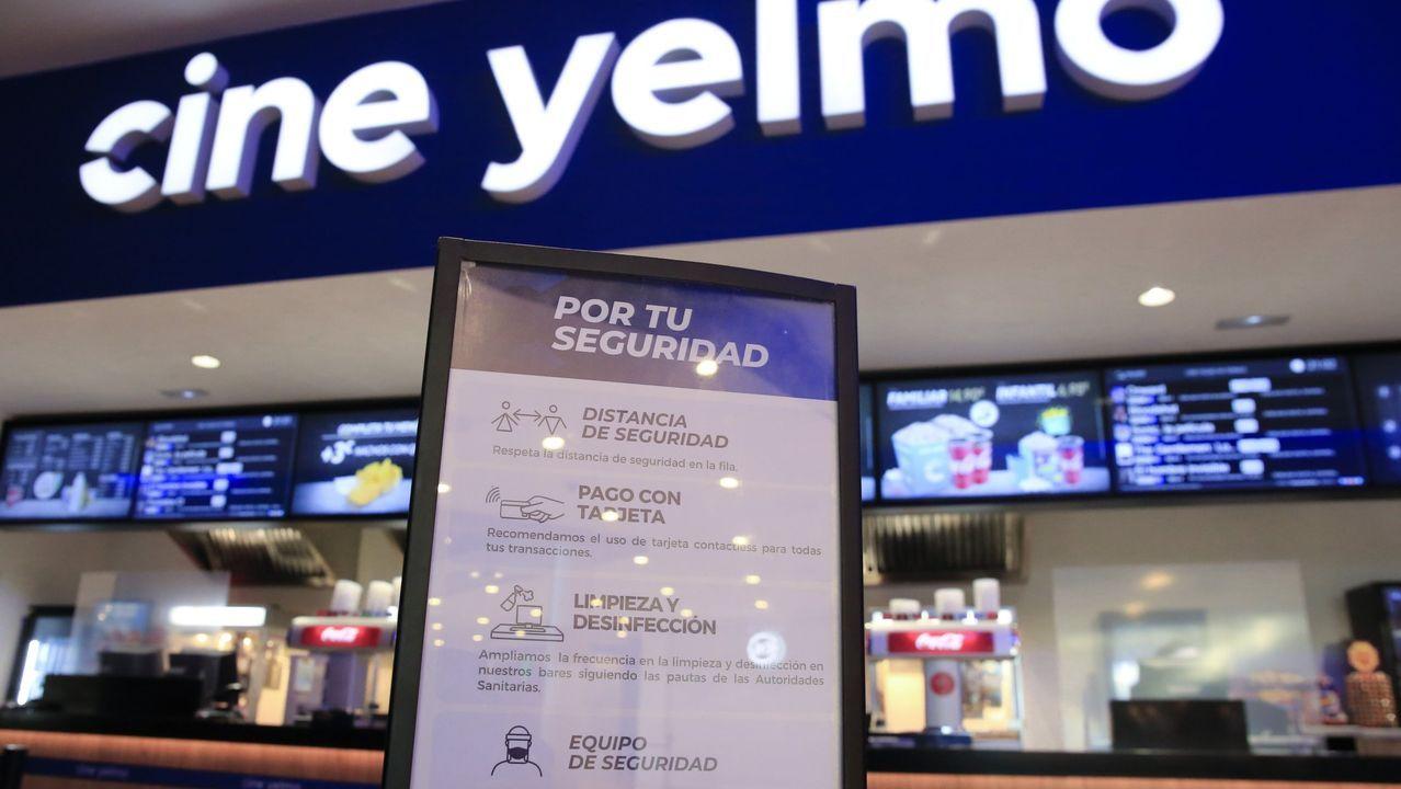 Los cines de As Termas volverán a abrir las salas el jueves 18