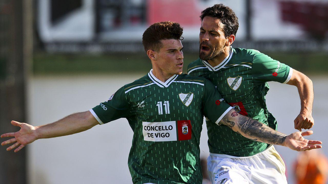 Jorge Vallina y Javier Fernández