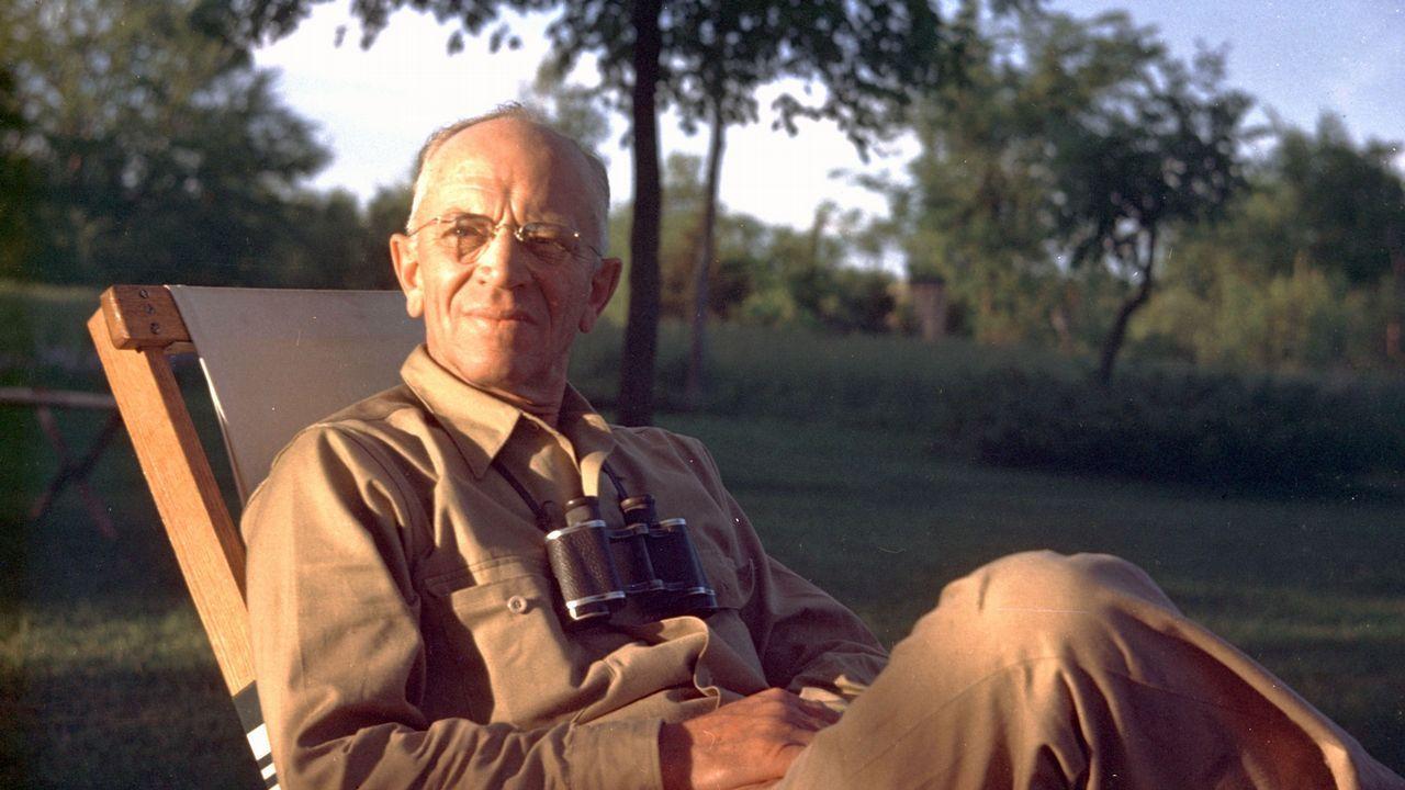 Aldo Leopold fue ingeniero forestal, silvicultor, profesor de biología, escritor y uno de los padres del conservacionismo