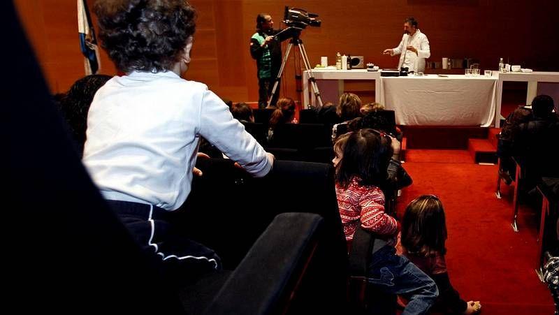 Un fin de semana de éxito.La colección documental ya está en el Servizo de Patrimonio Documental de la Diputación.