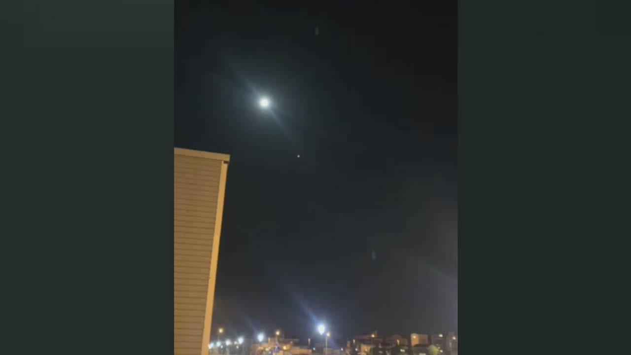 Una luz en el cielo de Vilanova