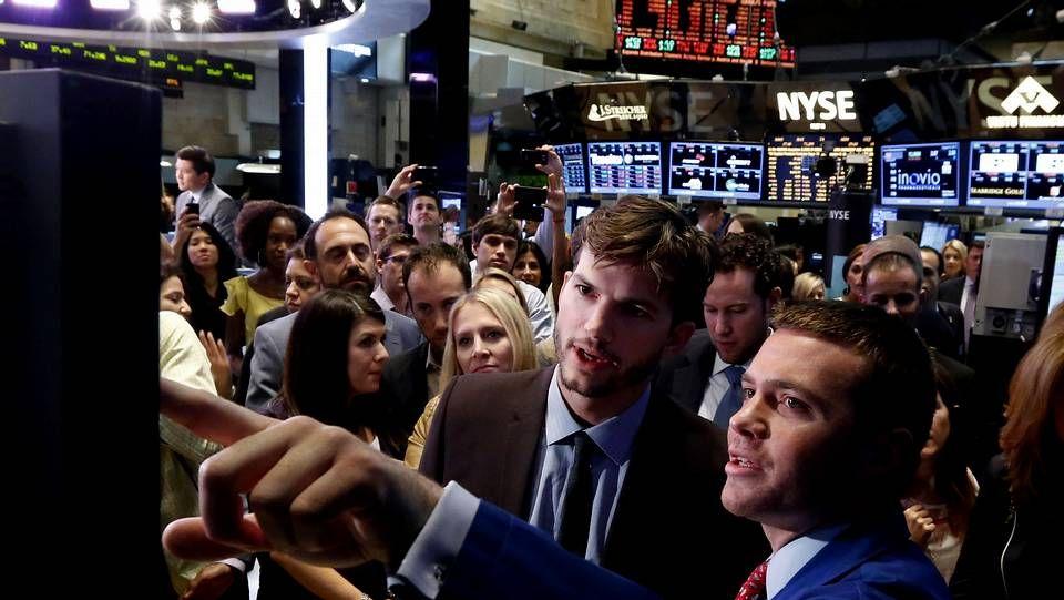 El #icebucketchallenge de Charlie Sheen.Ashton Kutcher