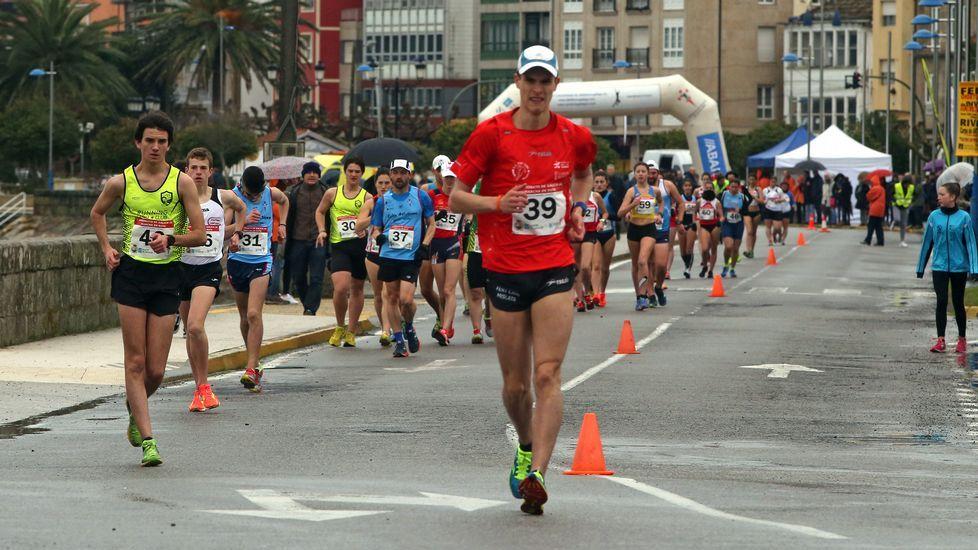 Campionato Galego de Marcha en Ruta, Pobra do Caramiñal