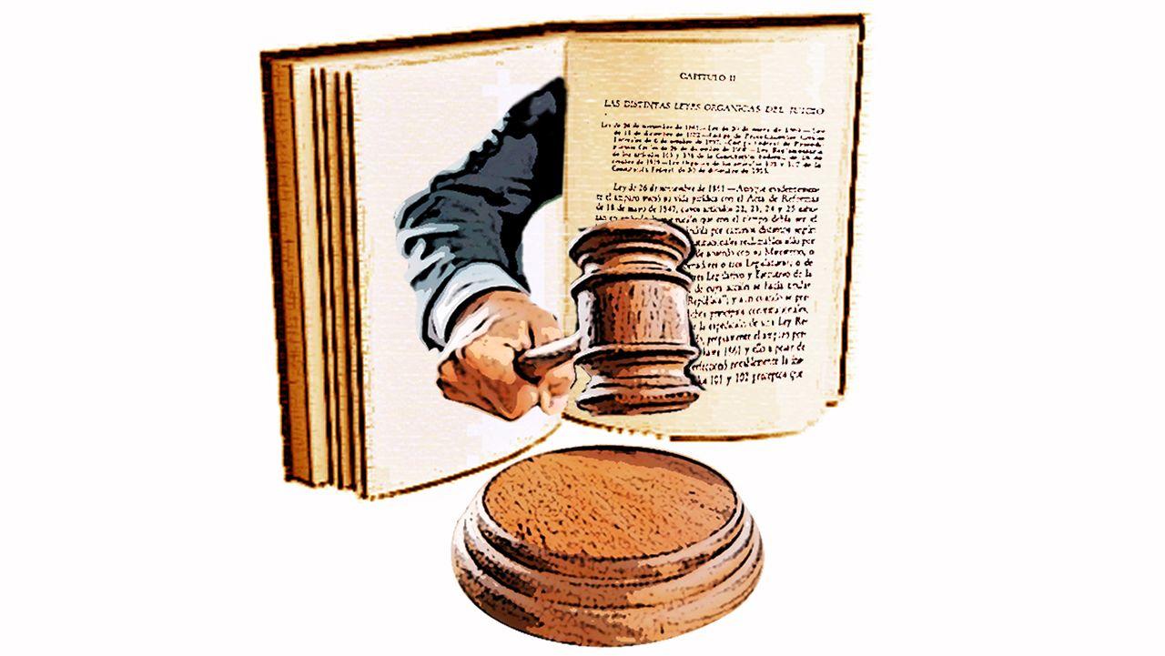 La Asociación de la Prensareivindicasus derechos en Oviedo.Francisco Nicolás tiene abiertas varias causas judiciales, tras su episodio en Ribadeo.