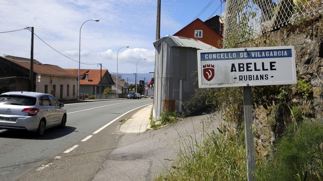 La reyerta tuvo lugar en el lugar de Abelle, en la parroquia vilagarciana de Rubiáns